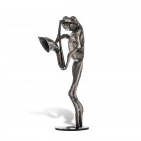Frog Saxophonist
