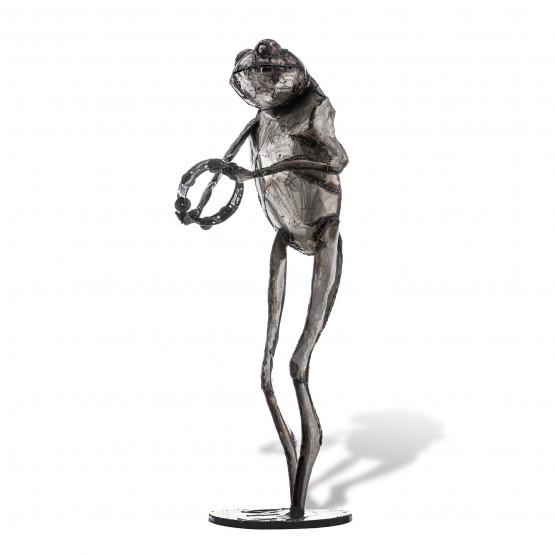 Frog Tambourinist