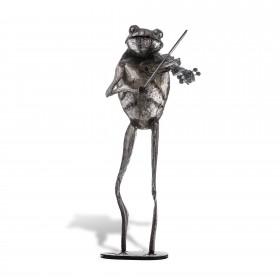 Frog Violinist