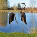 Twisted Heron